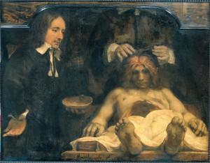 Deijman anatomische les